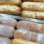 砂糖揚げパン