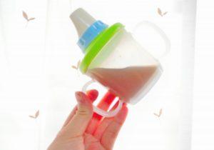 赤ちゃんの麦茶