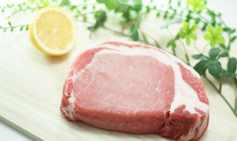 豚厚切り肉