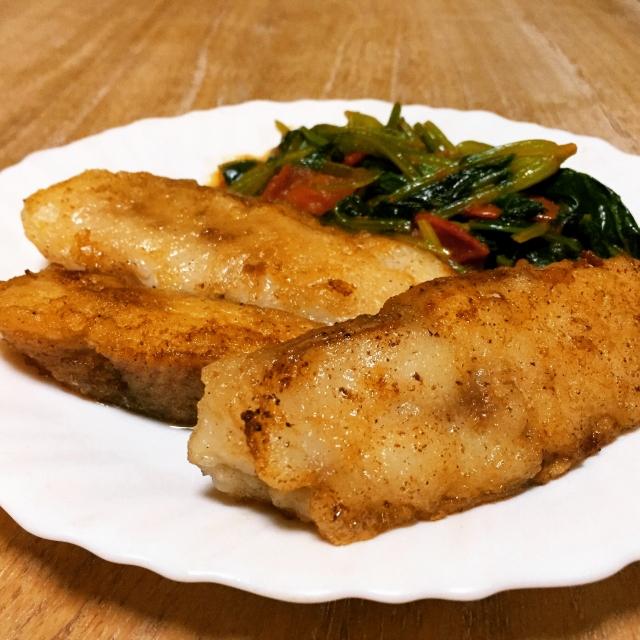 白身魚料理