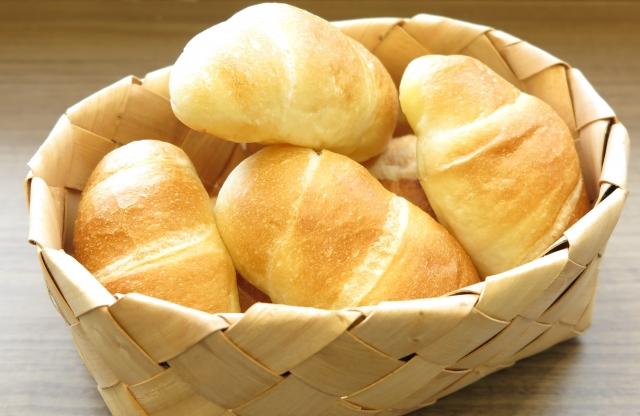 かごのパン