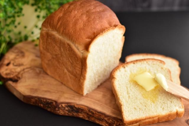 ふっくら食パン