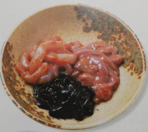 イカの塩辛三種